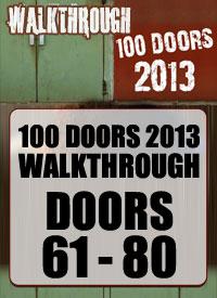 100 doors 2013 walkthrough 100 doors walkthrough 100 for 100 door cheats